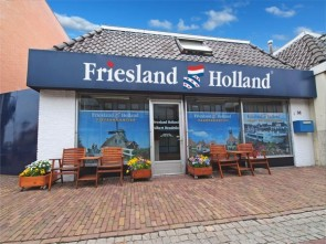 Kantoor Friesland Holland Travel Service te Wolvega.