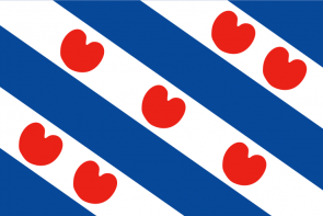 De Friese vlag.