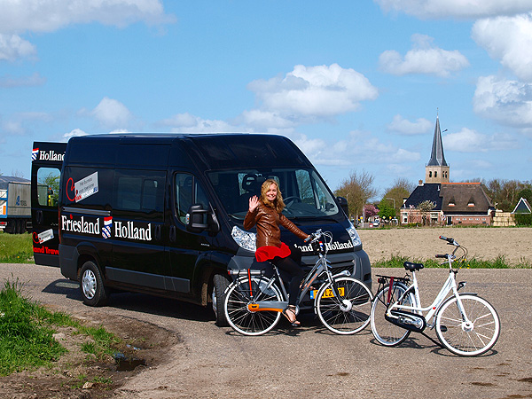 Friesland Holland Travel Service. Pech onderweg service en bagagetransport.