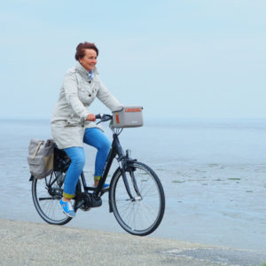 Unique Cycling. Waddenzee Route Friesland Holland