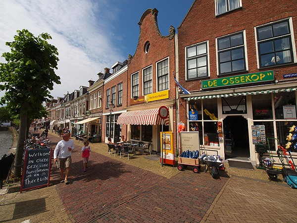 De Appelmarkt in Bolsward